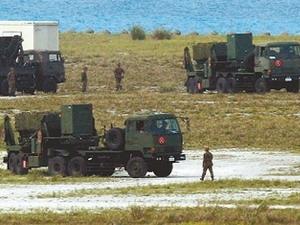 Nhật Bản ra lệnh sẵn sàng phá hủy tên lửa Triều Tiên