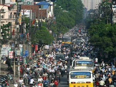 Yêu cầu báo cáo về tình hình phát triển đô thị năm 2012