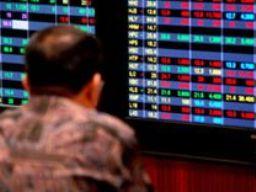 VN-Index quay đầu giảm, xuống dưới 376 điểm
