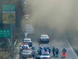 Sập đường hầm cao tốc ở Nhật Bản, ít nhất 9 người thiệt mạng