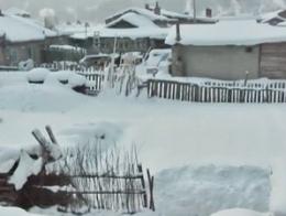 Trung Quốc: Tỉnh Liêu Ninh báo động do bão tuyết