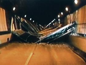 Nhật Bản kiểm tra khẩn cấp các hầm đường cao tốc