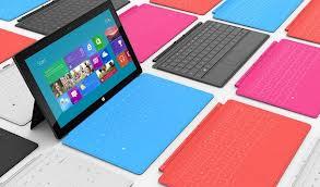 Surface Pro có giá khởi điểm 899 USD