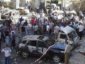 Liên Hợp Quốc đình chỉ hoạt động ở Syria