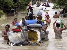 Philippines sơ tán khẩn cấp hơn 40.000 người  do bão lớn