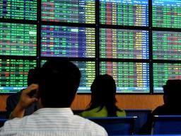 Cổ phiếu bất động sản tăng giá, VN-Index tăng 1,25%