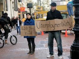 Tỷ lệ thất nghiệp của giới trẻ Mỹ cao nhất gần 60 năm