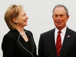 Michael Bloomberg muốn bà Hillary Clinton trở thành thị trưởng New York
