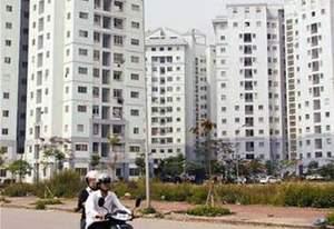 Hà Nội xây dựng chỉ số bất động sản vào 2013