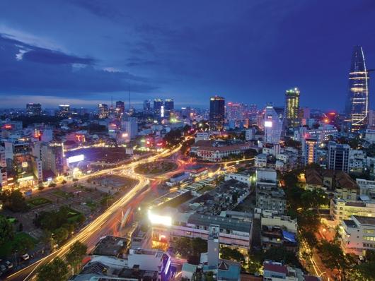 Việt Nam thuộc nhóm những thị trường mới nổi của thế giới