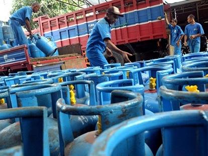 Bộ Tài chính: Giá gas giảm phù hợp với giá thế giới