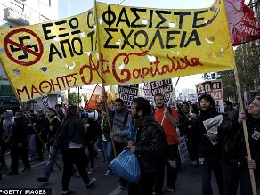 Tỷ lệ thất nghiệp Hy Lạp cao nhất châu Âu