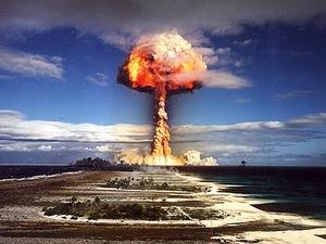 Mỹ thử hạt nhân chưa tới hạn lần đầu tiên sau gần 2 năm