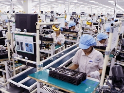 Việt Nam sắp lọt top 10 thế giới về năng lực cạnh tranh sản xuất