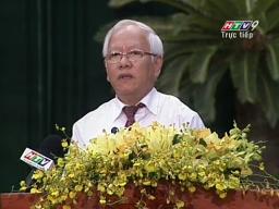 Chủ tịch UBND TPHCM: Cuối quý I/2013 phải có giải pháp tháo gỡ khó khăn cho doanh nghiệp