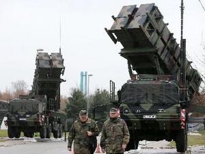 Hà Lan đưa tên lửa tới biên giới Thổ Nhĩ Kỳ-Syria