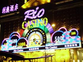 Sòng bạc Macau gặp khó vì chống tham nhũng