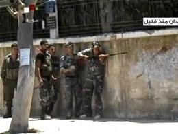 Syria: Giao tranh tiếp diễn ác liệt ở thủ đô Damascus