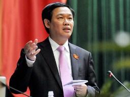 Bộ trưởng Vương Đình Huệ: Sẽ đề xuất gói giải pháp tài khóa hỗ trợ thị trường bất động sản