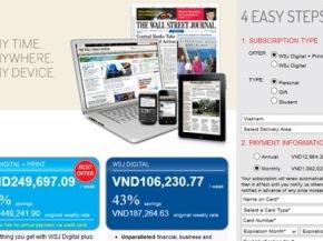 Tổng biên tập Vietnam Plus: Thu phí đọc báo online sẽ là bắt buộc