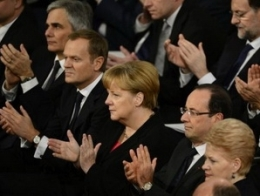 Liên minh châu Âu nhận giải Nobel Hòa bình