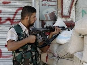 Liên quân quốc tế ủng hộ lực lượng nổi dậy ở Syria