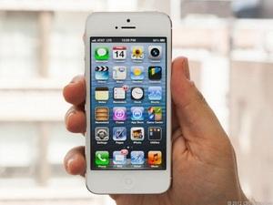 Mẫu iPhone 5S sẽ được ra mắt vào giữa năm 2013