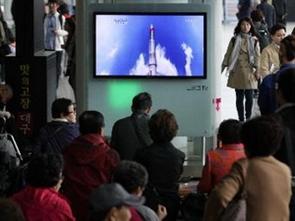 Trung Quốc cũng lên án Triều Tiên phóng tên lửa
