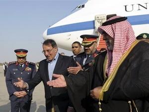 Mỹ cam kết giữ vai trò quan trọng ở Trung Đông