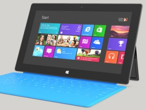 Microsoft mở rộng hệ thống phân phối máy tính bảng Surface