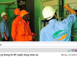 Viettel thắng thầu giấy phép viễn thông di động tại Cameroon