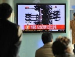 Vụ phóng tên lửa của Triều Tiên gây trở ngại cho đàm phán 6 bên