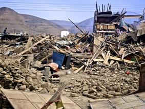 Thế giới có nguy cơ đối mặt động đất 10 độ richter