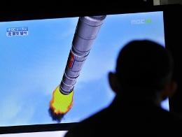 Hàn Quốc trục vớt được một phần tên lửa Triều Tiên