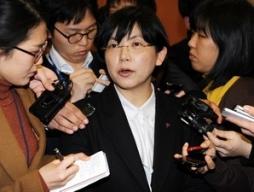 Ứng viên Lee Jung Hee rút khỏi cuộc bầu cử Tổng thống Hàn Quốc
