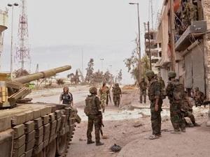 Chỉ huy hàng đầu quân nổi dậy của Syria bị tiêu diệt