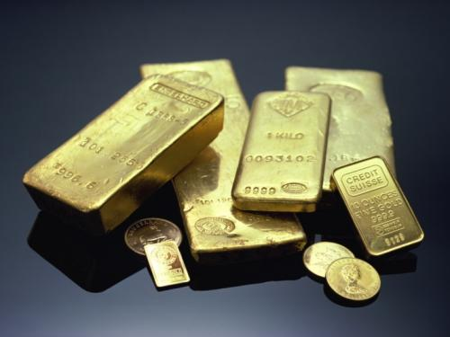 Giá vàng xuống sát 1.690 USD/oz sáng đầu tuần