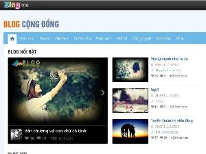 Zing Blog tuyên bố sẵn sàng để thay thế Yahoo Blog