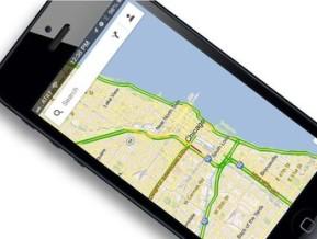 Google Maps cho iOS đạt 10 triệu lượt tải sau 2 ngày
