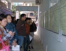 Gần 1 triệu lao động Việt Nam thất nghiệp