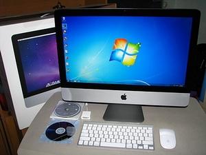 iMac mới không hỗ trợ chạy ứng dụng của Windows