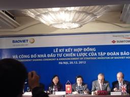 HSBC bán lỗ khoản đầu tư vào Bảo Việt