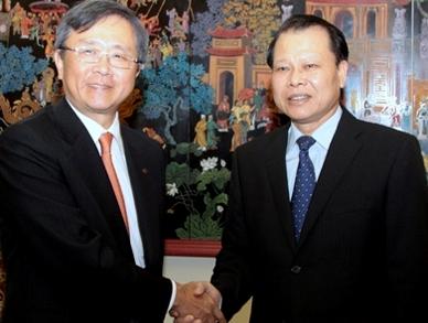 Sumitomo Life khẳng định cam kết đầu tư lâu dài với Bảo Việt