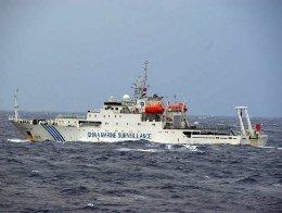 Tàu Trung Quốc vào vùng tranh chấp lần đầu sau bầu cử Nhật Bản