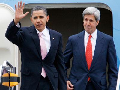 Ông John Kerry chính thức được bổ nhiệm ngoại trưởng Mỹ