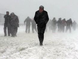 Miền Bắc Trung Quốc tê liệt do bão tuyết và nhiệt độ thấp kỷ lục