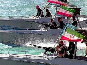 Iran tập trận hải quân lớn tại eo biển Hormuz vào 28/12