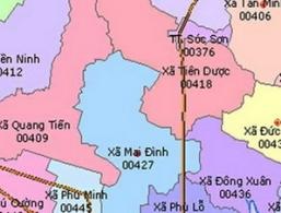 Hà Nội lập quy hoạch khu tái định cư tại Sóc Sơn