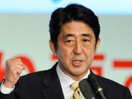 Ông Shinzo Abe chính thức trở lại làm thủ tướng Nhật Bản