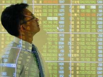 Chứng khoán châu Á tăng khi yên giảm giá mạnh